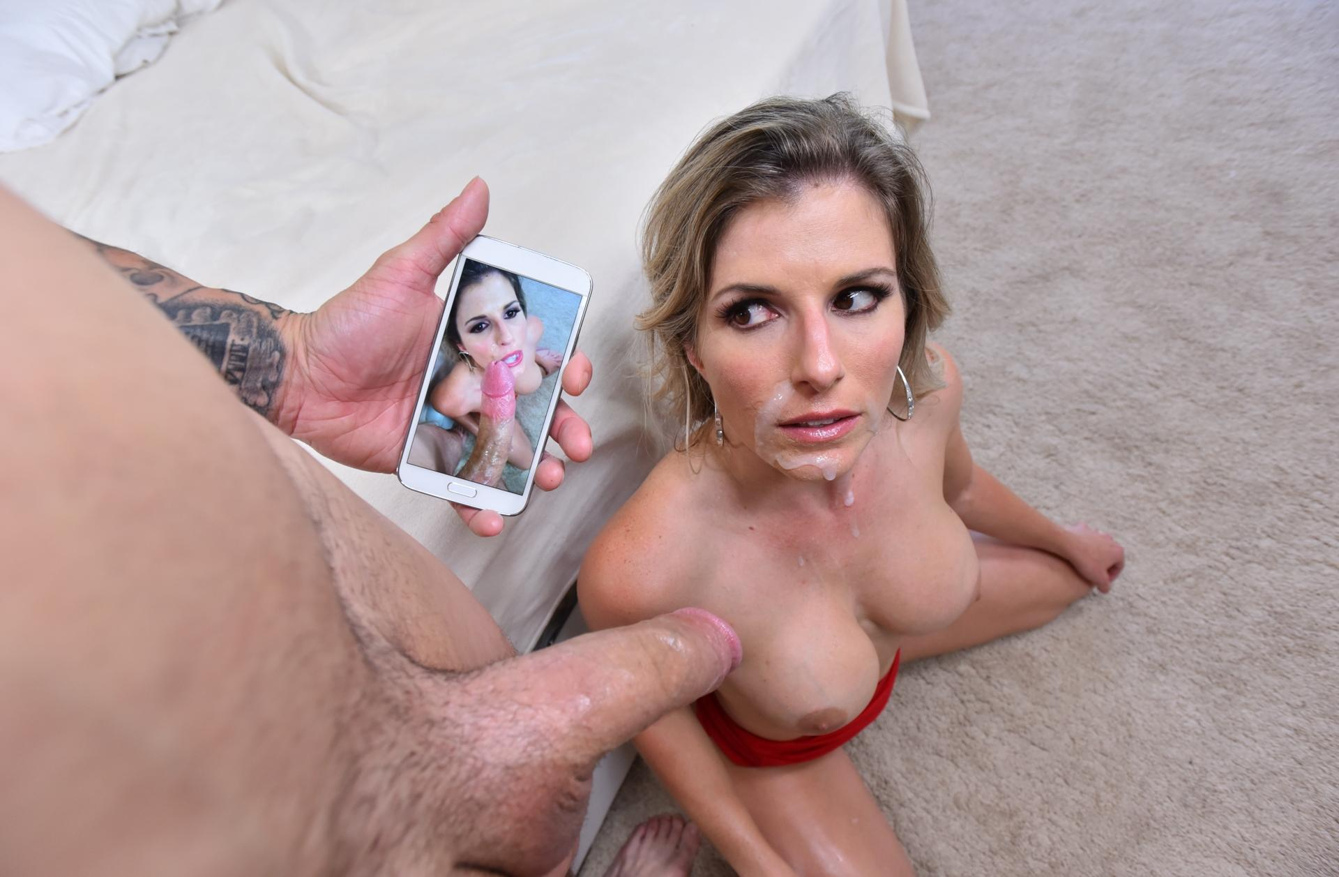 mature sweetheart Cory Chase gets mindfucked into her sweet arse 2