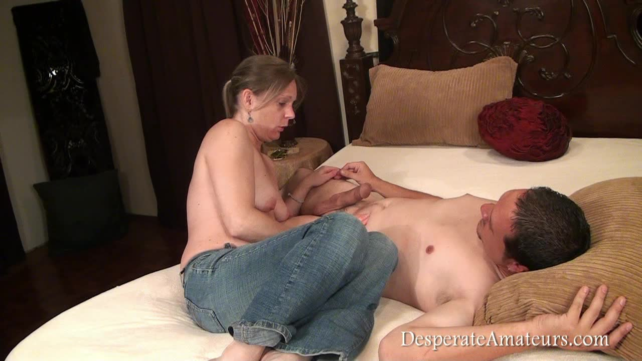 forbidden escapades with sexy petite mature that is wearing tight blue jeans #5