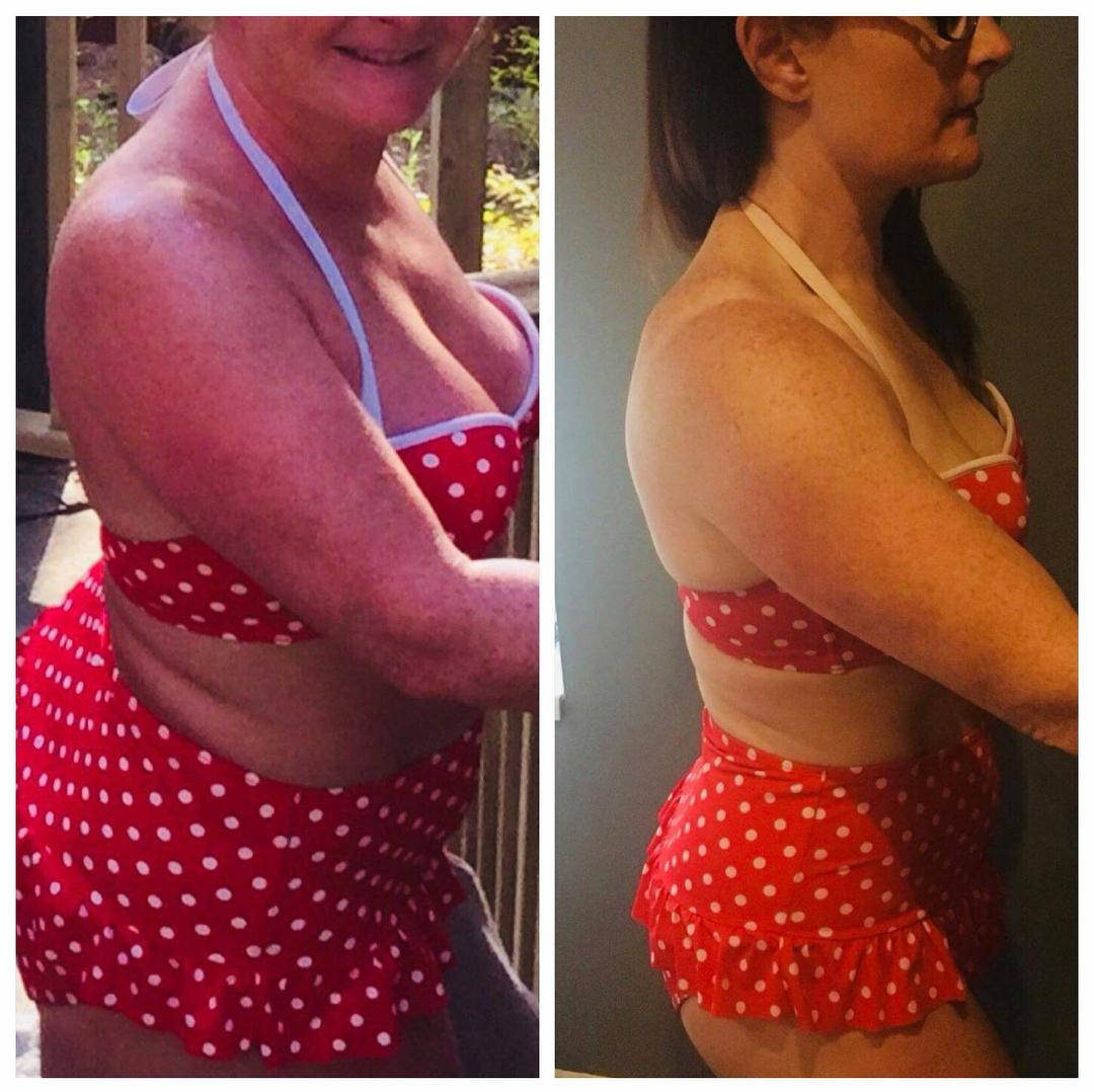 even after reaching her menopause, this sharp 40 year old trains her pelvic muscles daily. picture 11