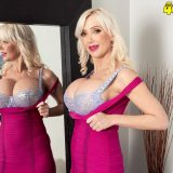 40 Something - Meet busty Russian wife Victoria Lobov - Victoria Lobov (93 Photos) picture 7