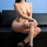 Nimfa from Anilso opens her beautiful legs wide open picture 13