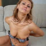 This slightly older hairy marriage bitch can turn your head with her oral sex skills picture 7
