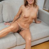 This slightly older hairy marriage bitch can turn your head with her oral sex skills picture 14