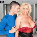 Charli Adams' first time - Charli Adams and Tyler Steel (92 Photos) - 50 Plus MILFs picture 7