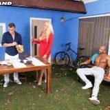 Shannon Blue's anal threesome - Shannon Blue, Matt Darco, and Steve Q (100 Photos) - 50 Plus MILFs picture 3