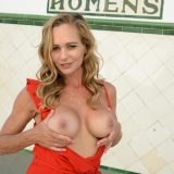 sexy mature aint wearing any panties today picture 6