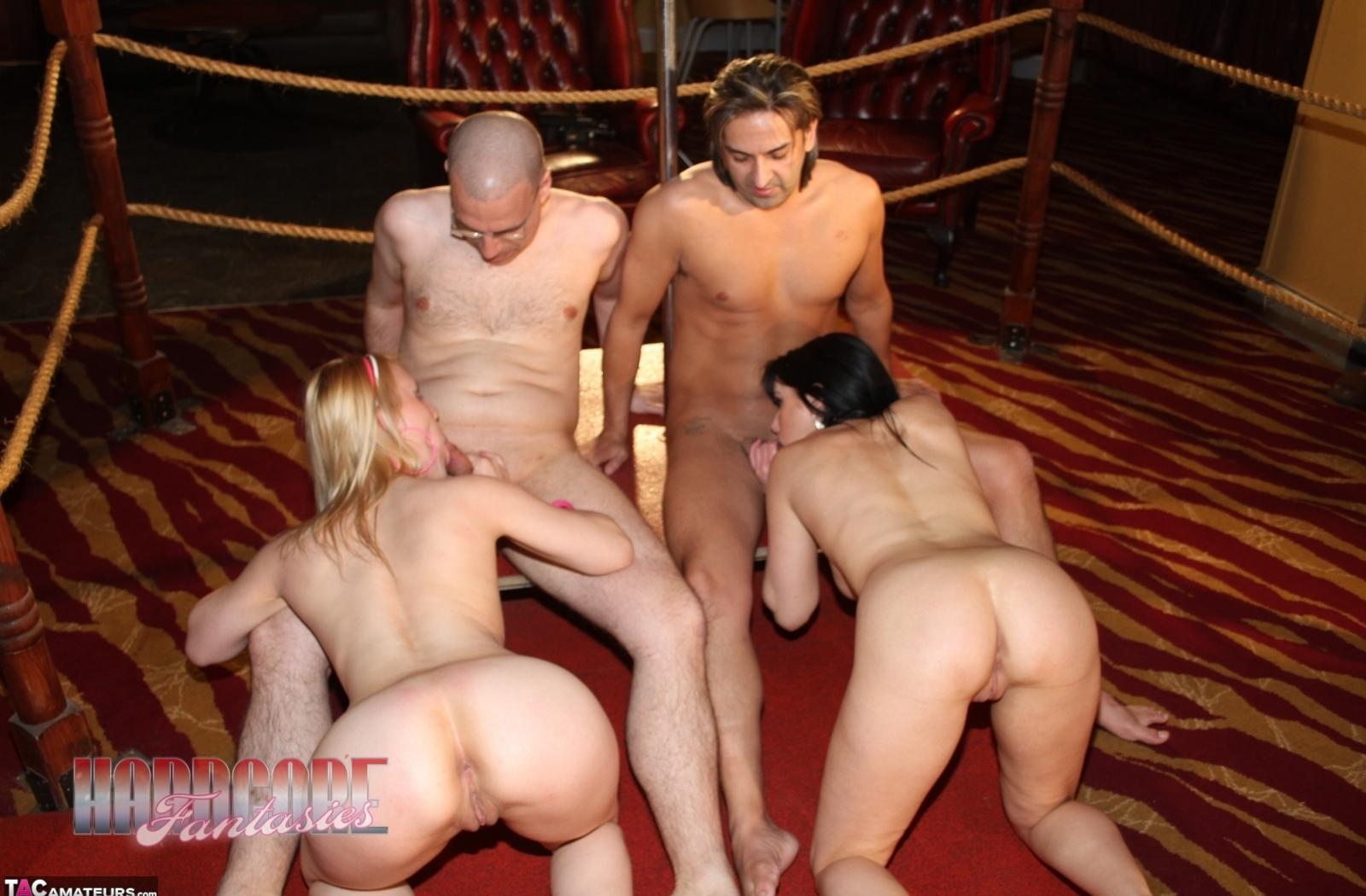 hot group of mature swinger ladies fucking like no tomorrow picture 2