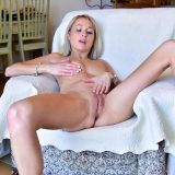 slutty slim wife is expsoing her small hot coochie to tease the therapist picture 9