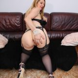 lonely quarantine mature helping herself out with self climax picture 15