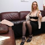 lonely quarantine mature helping herself out with self climax picture 11