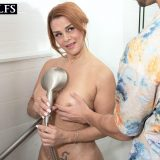 The Latin Step-Mom and her Step-Son - Juliett Russo and Milan (75 Photos) - 50 Plus MILFs picture 6