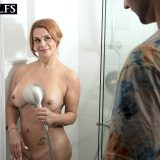 The Latin Step-Mom and her Step-Son - Juliett Russo and Milan (75 Photos) - 50 Plus MILFs picture 5
