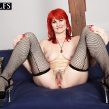 Fuck that hairy MILF pussy! - Amanda Rose (91 Photos) - 50 Plus MILFs picture 11