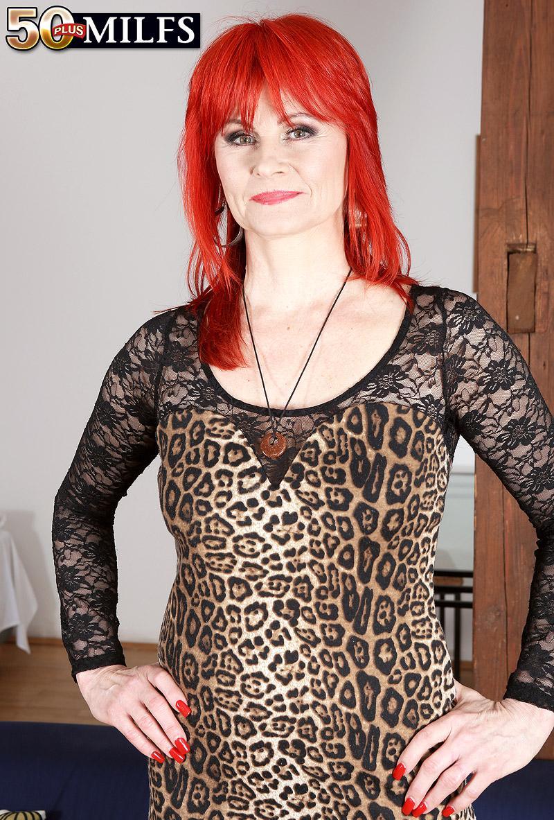 Fuck that hairy MILF pussy! - Amanda Rose (91 Photos) - 50 Plus MILFs picture 2