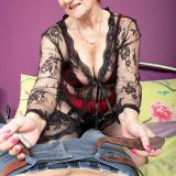 The horny 63-year-old and her step-son - Linda Storm and Alexei (50 Photos) - 60 Plus MILFs picture 10