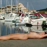 french mature women in public nudist village  picture 6