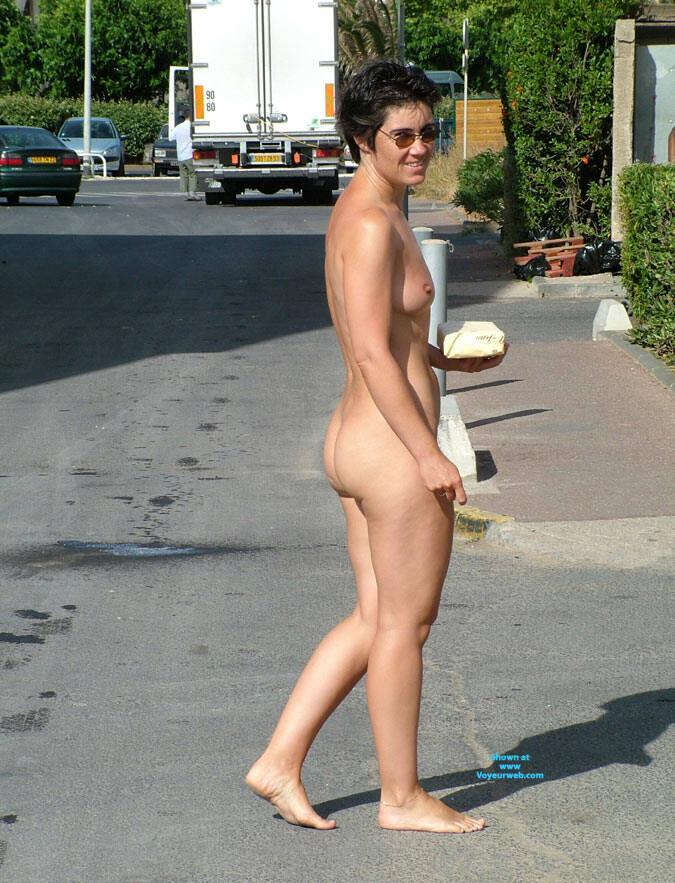 french mature women in public nudist village  picture 2