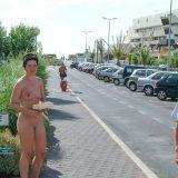 french mature women in public nudist village  picture 11