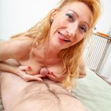 shes going to help her young friend with her old pussy picture 9